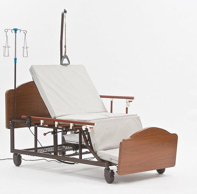 электрическая медицинская кровать